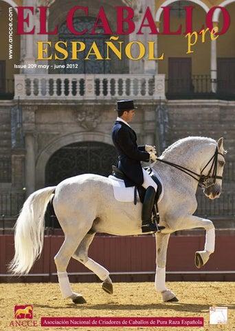 98c957865 Revista El Caballo Español 2012