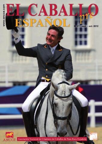 Revista El Caballo Español 2012, n.211 by Revista El Caballo Español ...