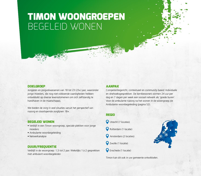 Timon woongroepen begeleid wonen by timon issuu for Timon begeleid wonen