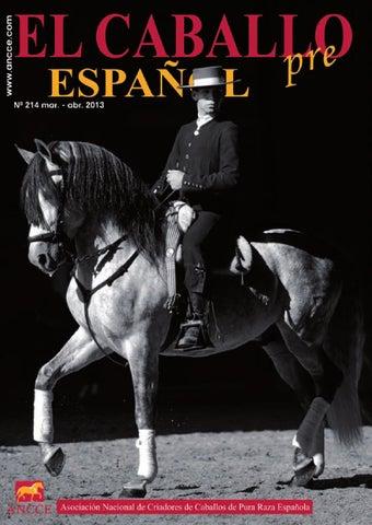 8d4f5fd73 Revista El Caballo Español 2013 n.214 (ENGLISH) by Revista El ...