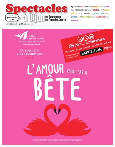 Dijon 07 2014 By SPECTACLES PUBLICATIONS