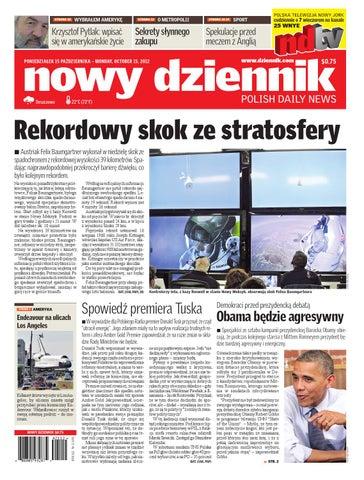 7bd1b894a2d121 Nowy Dziennik 2012/10/15 by Nowy Dziennik - issuu