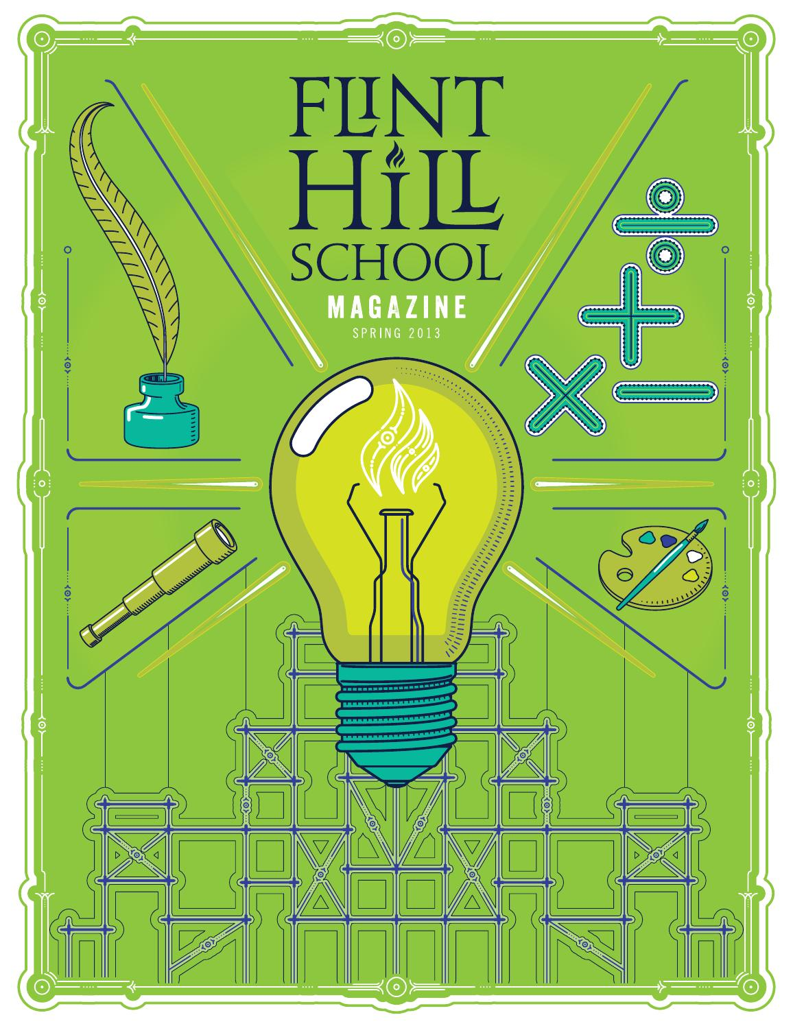 Spring 2013 Magazine By Flint Hill School Issuu Otis Golf Cart Wiring Diagram