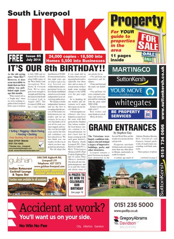 79a7fbc91 South Liverpool Link July 2014 by Liverpool Link - issuu
