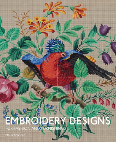 Embroidery Designs For Fashion And Furnishing By Va Publishing Issuu