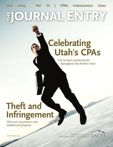 The Journal Entry - July 2014 by UACPA - issuu