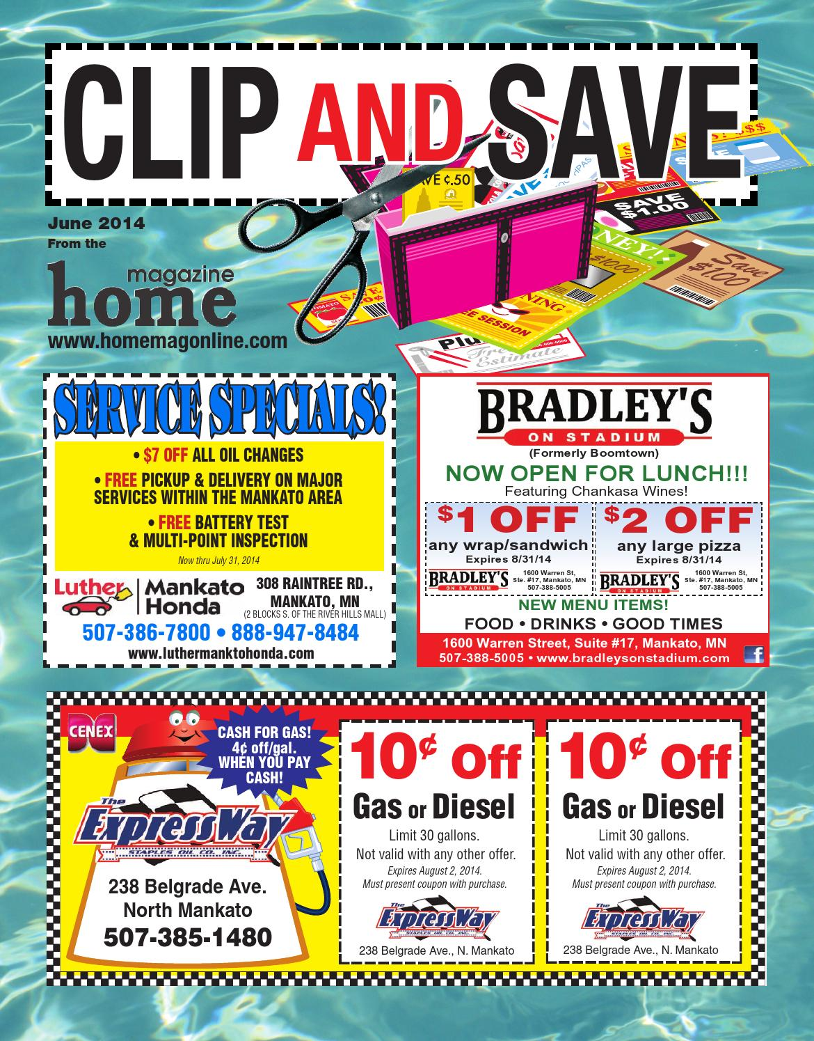 June 2014 Clip And Save By Home Magazine Online Issuu