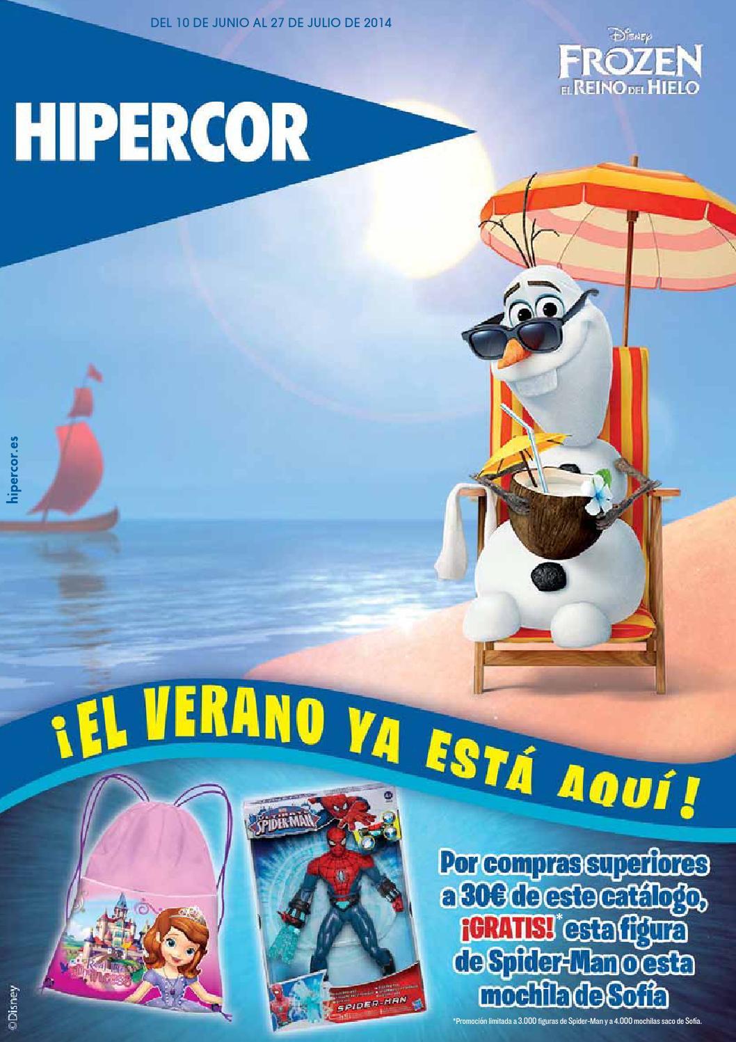 Hipercor El Verano ya Está Aquí! by André Gonçalves   issuu