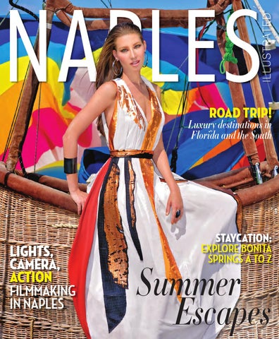 9e6b5c7c1360 Naples Illustrated July August 2014 by Palm Beach Media Group - issuu