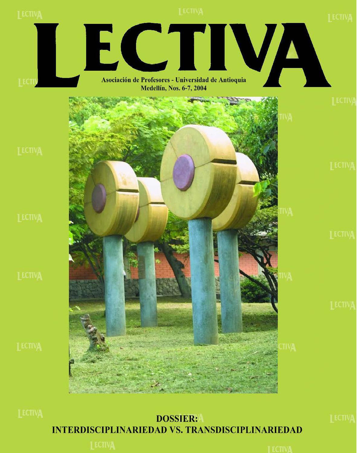Revista Lectiva Nos. 6-7 by Asoprudea - issuu