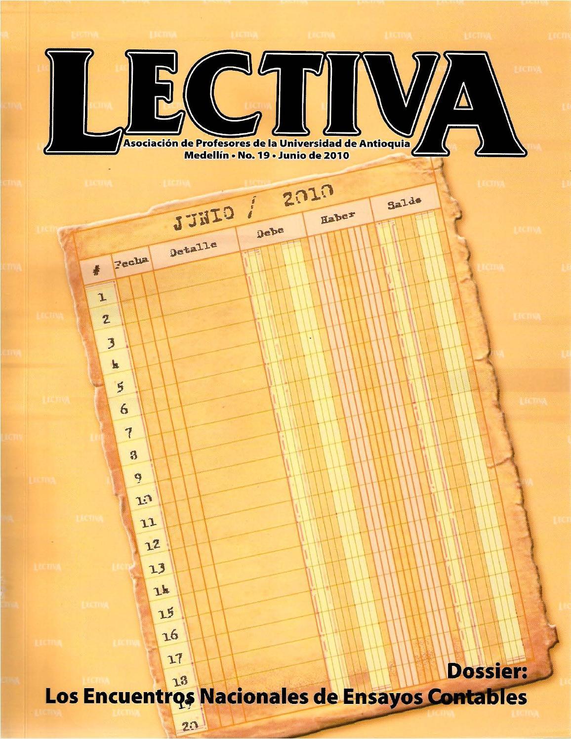 Revista Lectiva No. 19 by Asoprudea - issuu