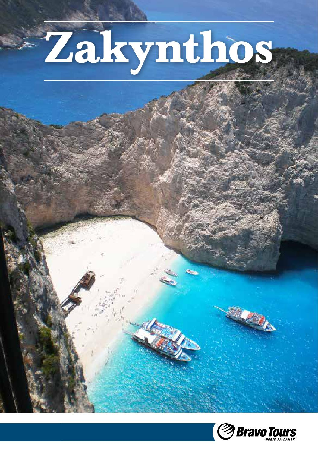 Zakynthos Miniguide 2014 By Primera Travel Group Issuu