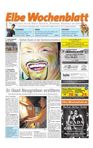 Süderelbe KW26-2014 by Elbe Wochenblatt Verlagsgesellschaft mbH   Co ... 13912c0777