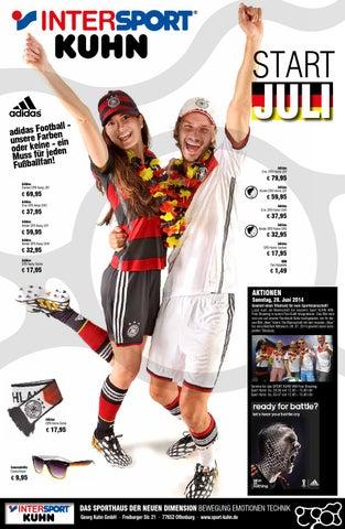 26226bfef0f Intersport Kuhn Sportliche Ostern 2014 by Intersport Kuhn Offenburg ...