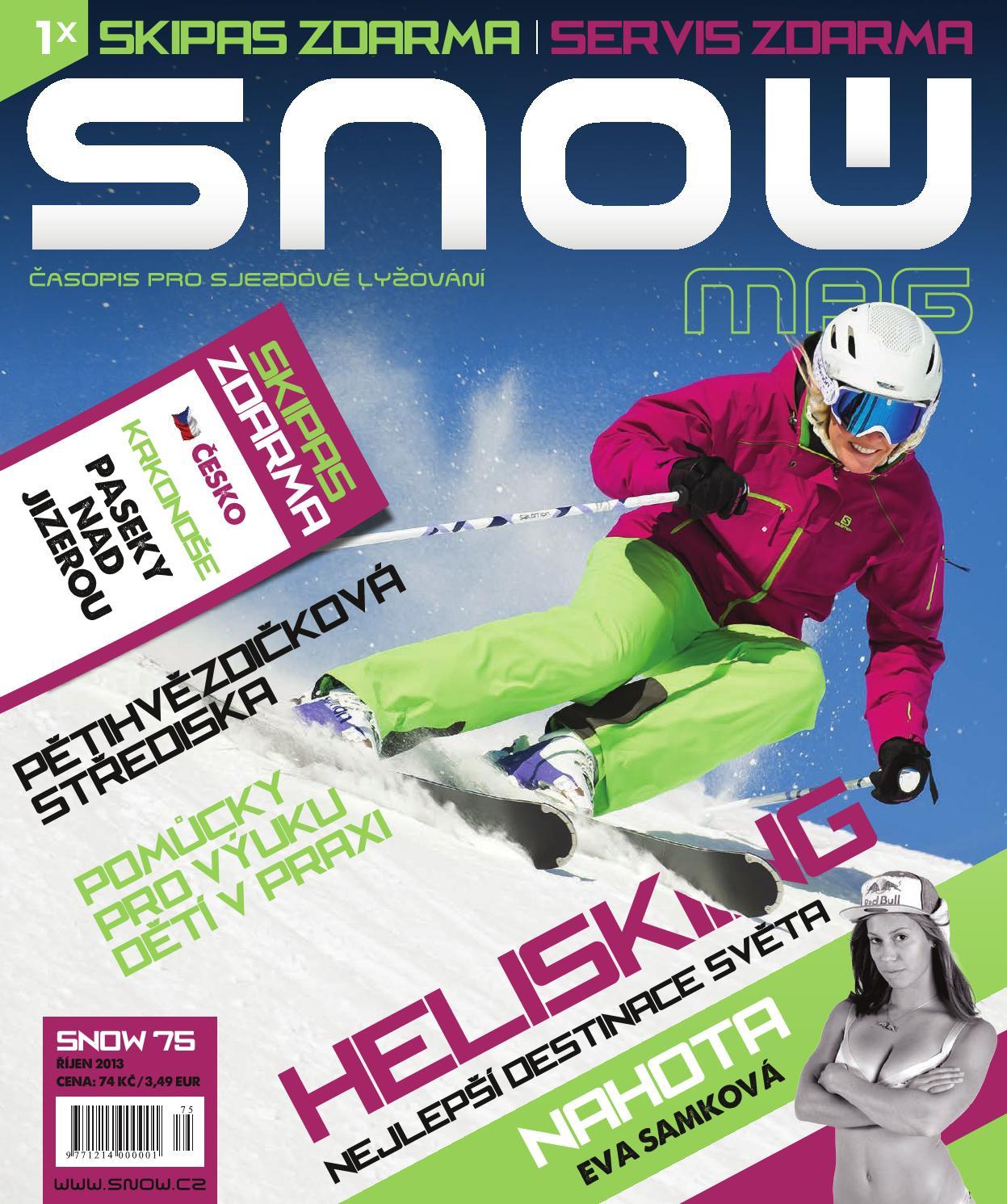 SNOW 75 - říjen 2013 by SNOW CZ s.r.o. - issuu d26500ac85