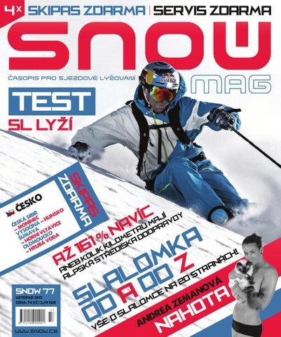 SNOW 77 - listopad 2014 by SNOW CZ s.r.o. - issuu 273c13134b