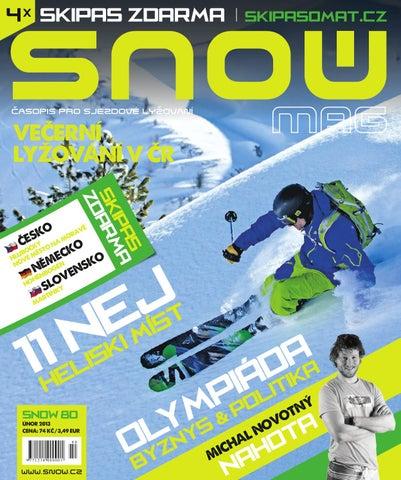 SNOW 80 - únor 2014 by SNOW CZ s.r.o. - issuu 4ad2d77290