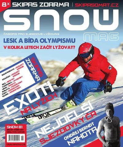 01a5d98f0b8 SNOW 88 - březen 2015 by SNOW CZ s.r.o. - issuu