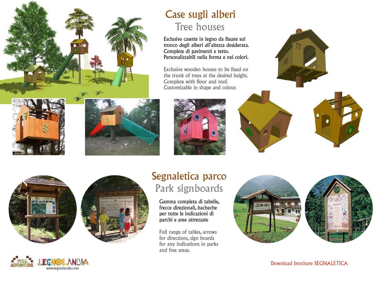 Colori Tetti Legno Lamellare full adventure legnolandia | vebuka
