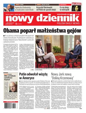 b144aa7f5 Nowy Dziennik 2012/05/11 by Nowy Dziennik - issuu