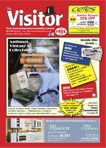 ee3a8ca36 The Visitor Magazine Issue 368 July 2014 by The Visitor Magazine - issuu