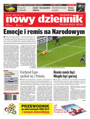 4de43b15b2969e Nowy Dziennik 2012/06/09 by Nowy Dziennik - issuu