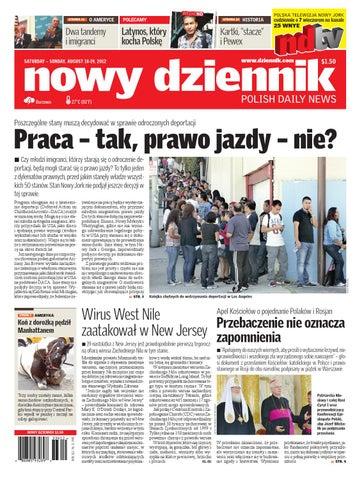 6ecf453882681 Nowy Dziennik 2012/08/18 by Nowy Dziennik - issuu