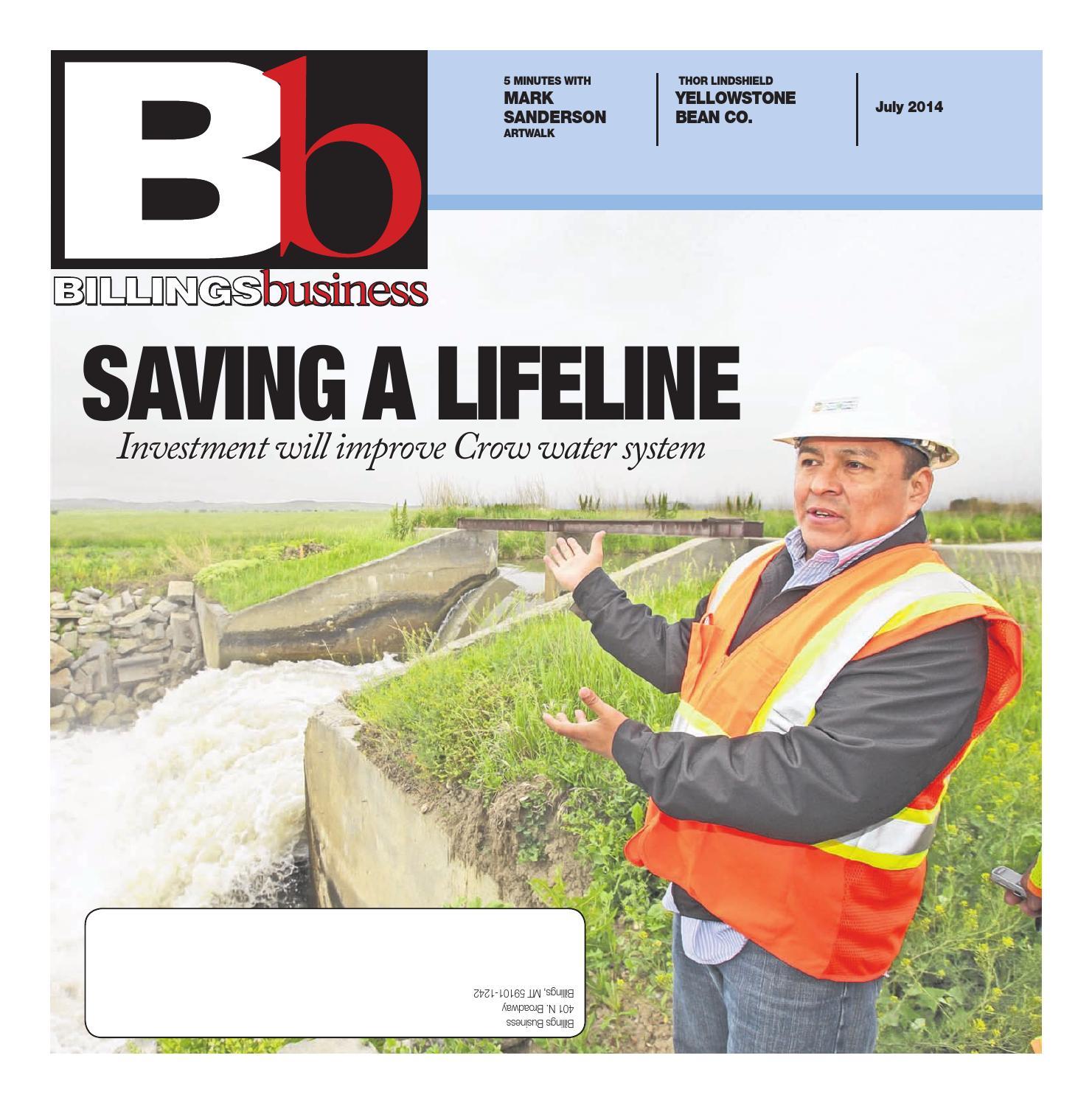 Billings Business July 2014 by Billings Gazette issuu