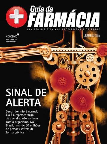 b58c0567f Edição 259 - Sinal de alerta by Guia da Farmácia - issuu