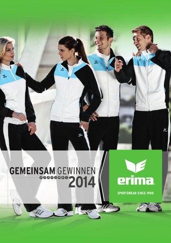 Erima Damen Kapuzenjacke Club 1900 Sportjacke 107461