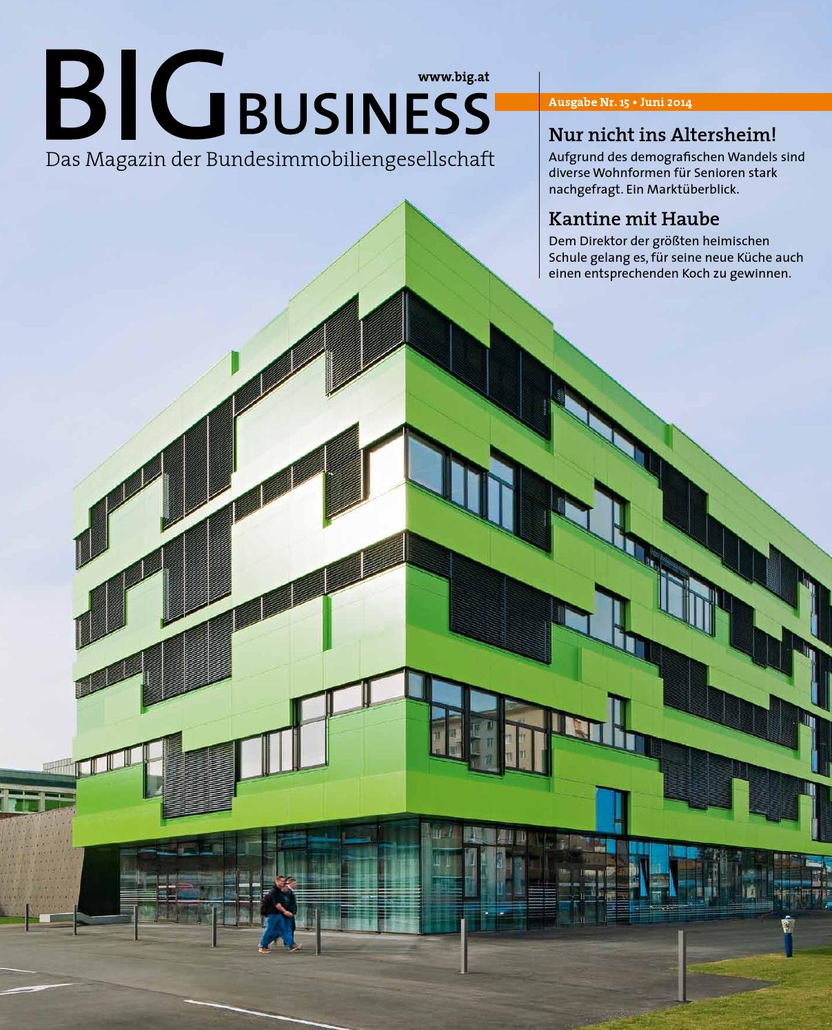 BIG Business 1/14 by Bundesimmobiliengesellschaft m.b.H. - issuu