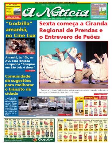 b05cc147d9798 Edição de 25 de junho de 2014 by Jornal A Notícia - issuu
