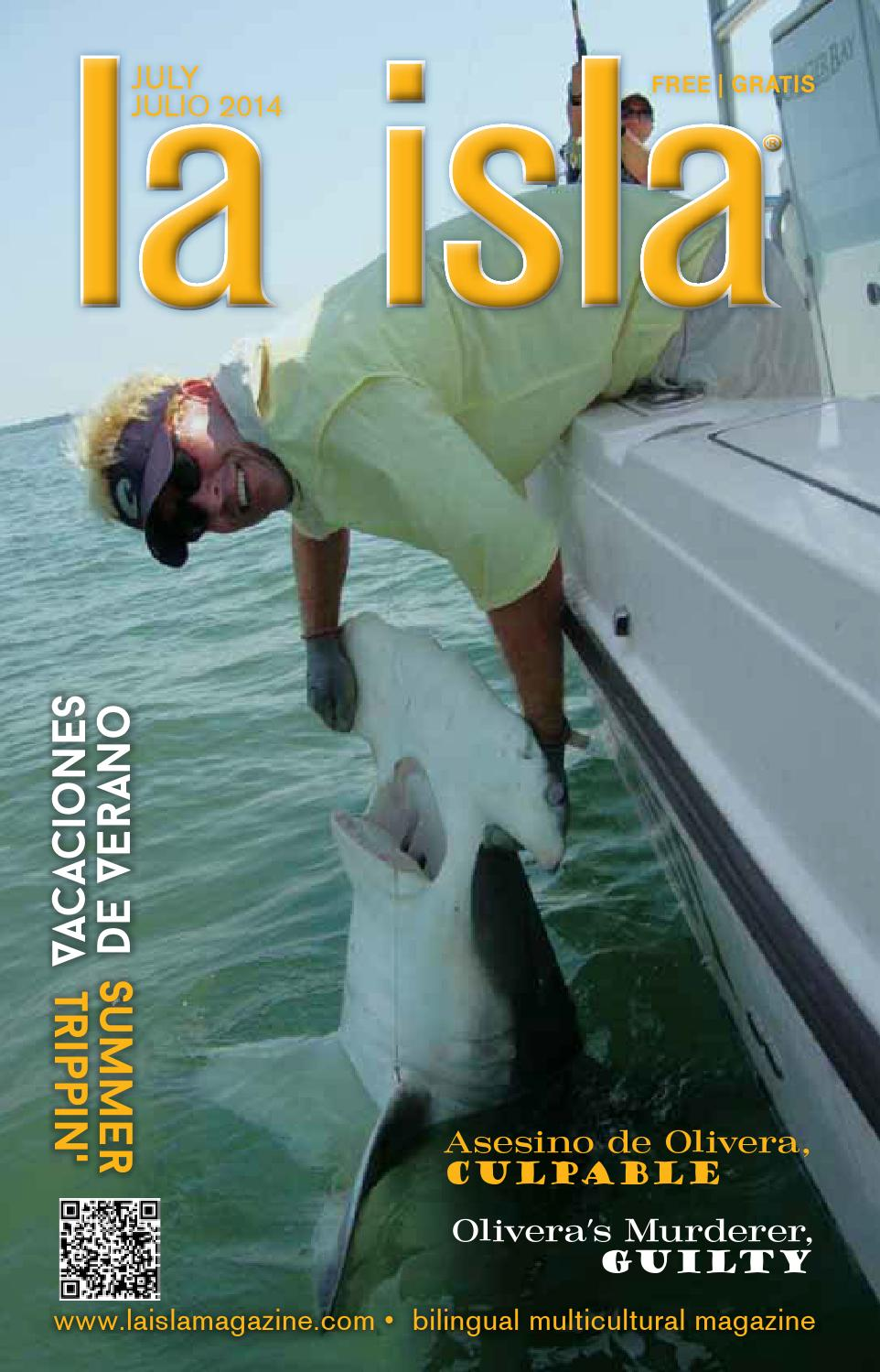 La Isla Magazine July 2014 by E & F Publishing - issuu