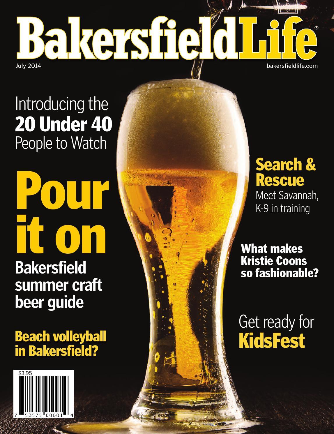 Bakersfield Life Magazine July 2014 by TBC Media Specialty ...