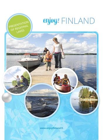 Enjoy Finland Travel Brochure 06/2014 - Regional Pearls by