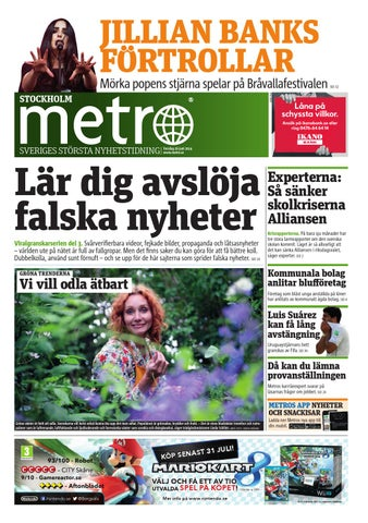 20140626 se stockholm by Metro Sweden - issuu 92f1fe37e6005