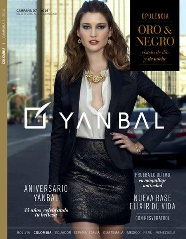 6bdab1508ab4 Yanbal catalogo campaña 7 junio julio 2014 by Ventas por Catálogo ...