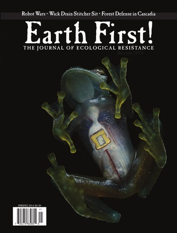Earth First! Journal Vol  34 No  2 - Beltane 2014 by Earth