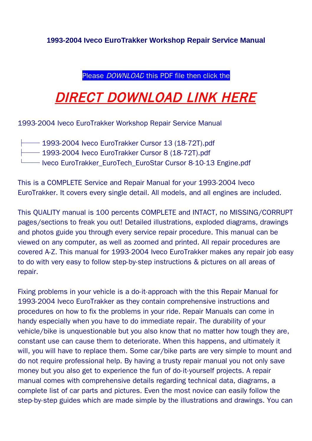 mazda demio service manual pdf