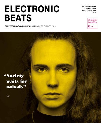 Electronic Beats Magazine Issue 2/2014 by Telekom Electronic