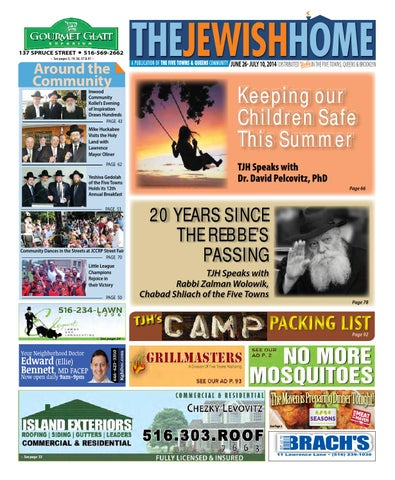 Five Towns Jewish Home 6-26-14