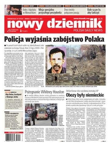 Nowy Dziennik 20120220 By Nowy Dziennik Issuu