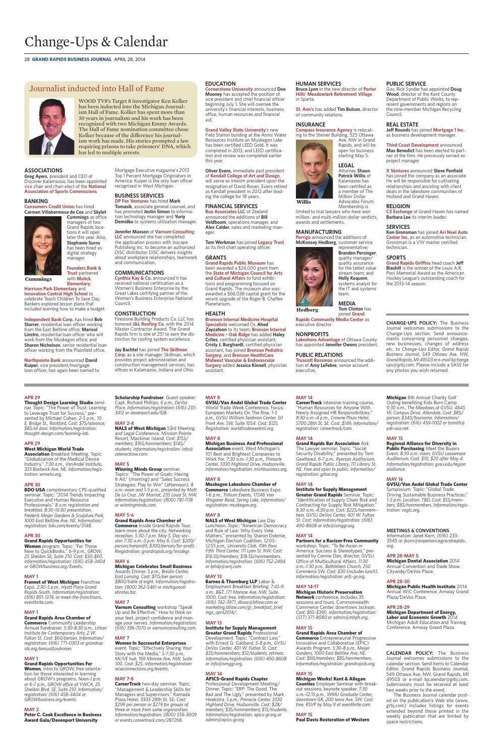 Grand Rapids Business Journal April 28 2017 By Issuu