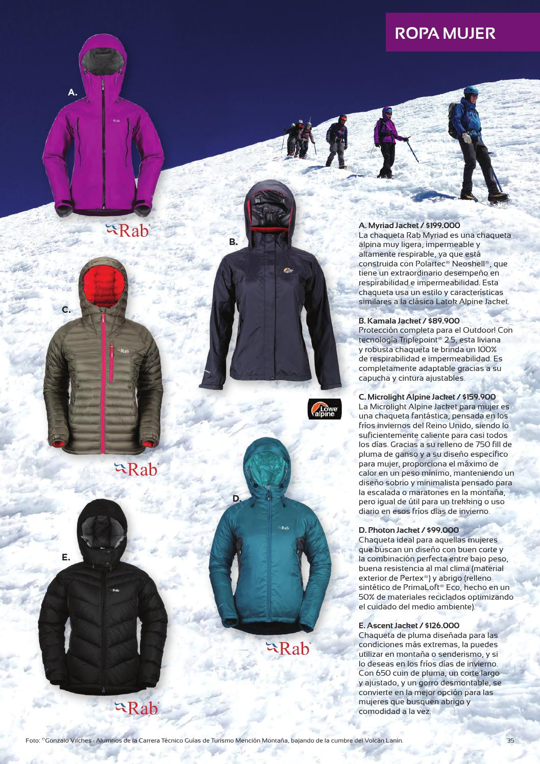 Invierno Catálogo Chile issuu Adventure by 2014 Tatoo Gear VLUqMpGSz