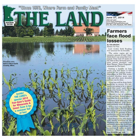 THE LAND ~ June 27, 2014 ~ Northern Edition by The Land - issuu