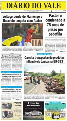 7195 diario quinta feira 23 01 2014 by Diário do Vale - issuu d5b848dddd30b