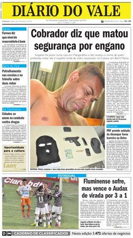 bbeafa604 7208 diaro quarta feira 05 02 2014 by Diário do Vale - issuu