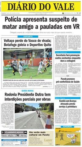 65ab92cd83 7209 diario do vale quinta feira 06 02 2014 by Diário do Vale - issuu