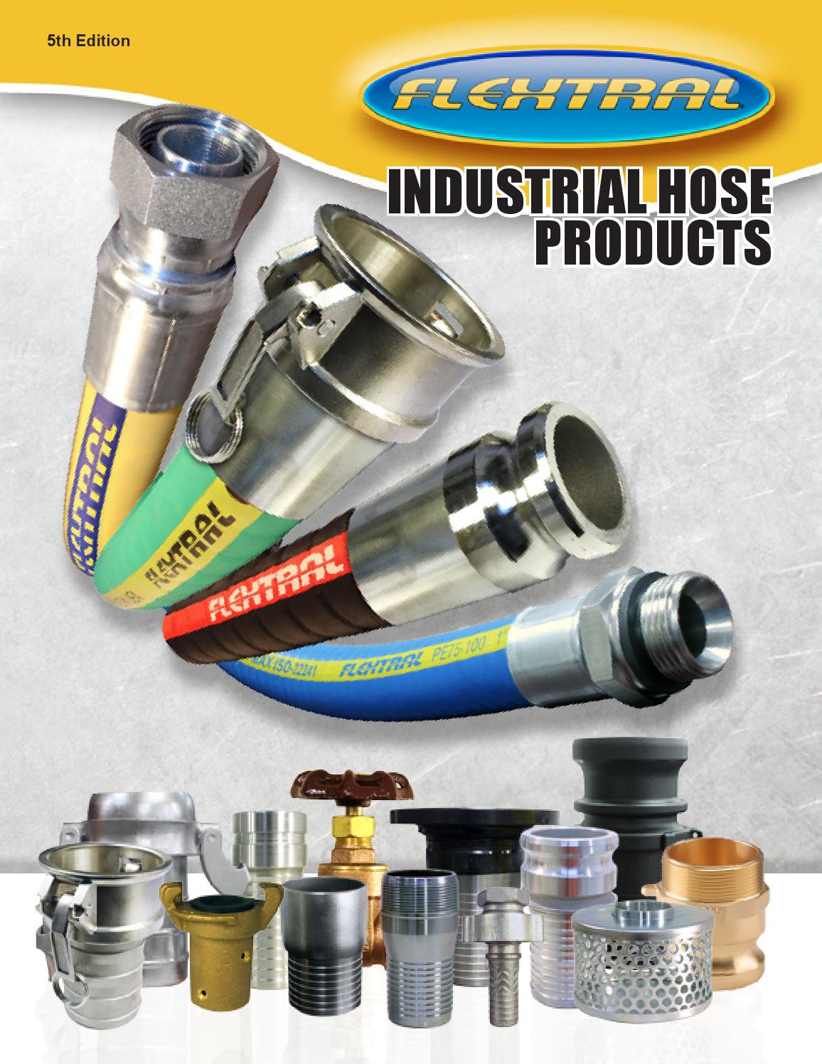 Flextral Industrial Hose Products By Hose Power De M 233 Xico