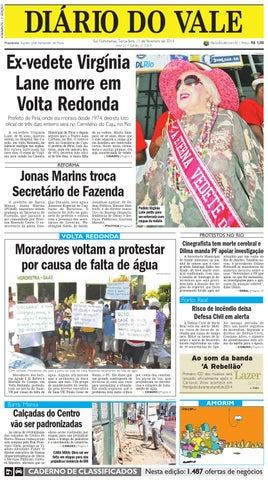 7214 diario terça fiera 11 02 2014 by Diário do Vale - issuu 43bd9404f54dd